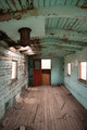 Abandoned Railroad Caboose Interior Western Ghost Town - PhotoDune Item for Sale