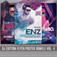 Guest DJ Party Flyer/Poster Bundle Vol.4 - GraphicRiver Item for Sale