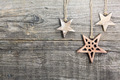 Stars on weathered wooden board - PhotoDune Item for Sale