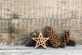 Decorations over wooden boards - PhotoDune Item for Sale
