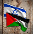 israel and palestine flag - PhotoDune Item for Sale