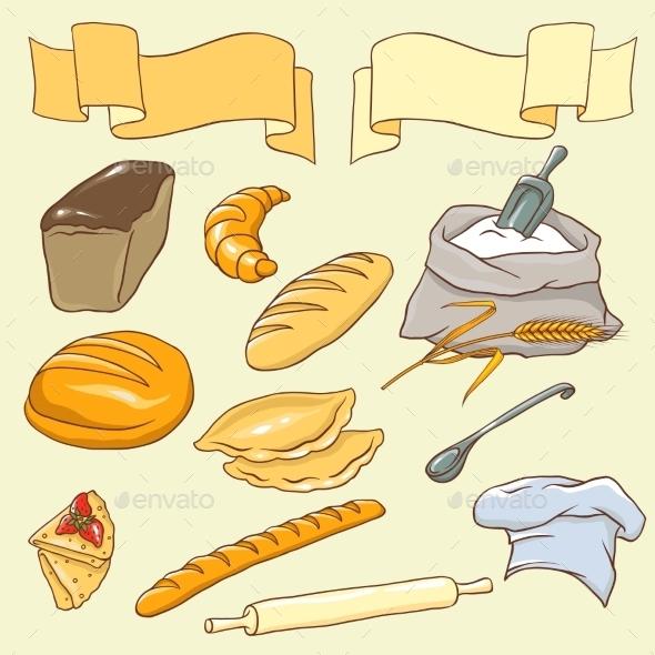 GraphicRiver Bread Theme 9735071
