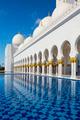 Sheikh Zayed mosque at Abu-Dhabi - PhotoDune Item for Sale