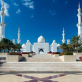 View of Sheikh Zayed Grand Mosque - PhotoDune Item for Sale