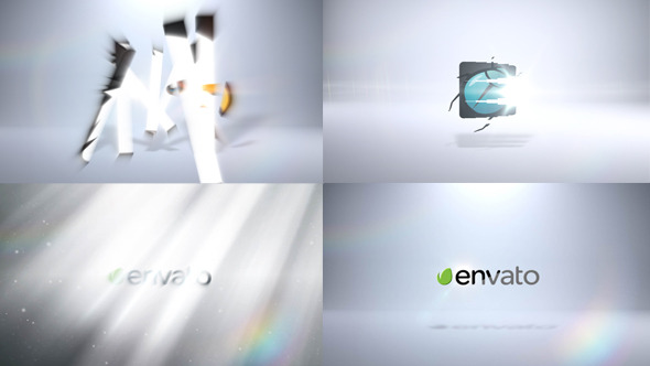 Crystal Bell Flares Corporate Logo Pack