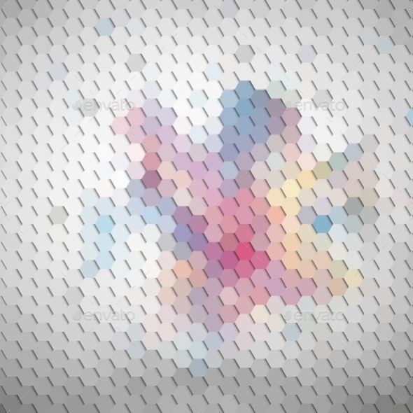 GraphicRiver Geometric Background 9735881