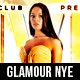 Glamour NYE Flyer - GraphicRiver Item for Sale