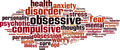 Obsessive Word Cloud Concept - PhotoDune Item for Sale
