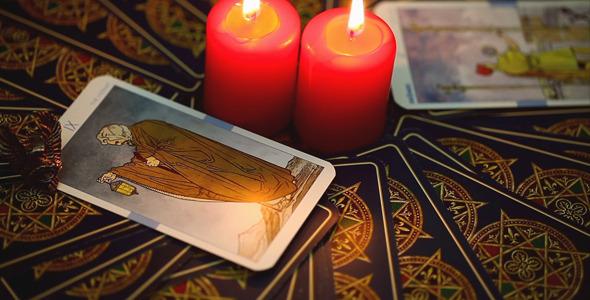 Tarot Cards 15