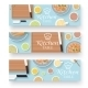 Cooking Banners - GraphicRiver Item for Sale