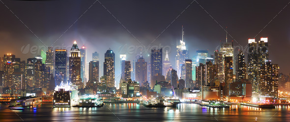 New York City Times Square - Stock Photo - Images