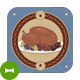 Retro Restaurant Logo - VideoHive Item for Sale