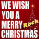 We Wish You A Merry Christmas Rock Guitar