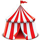 Circus Tent  - GraphicRiver Item for Sale
