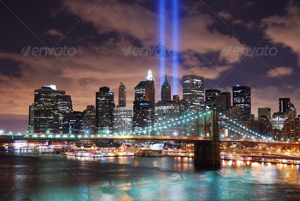PhotoDune Manhattan skyline 985008