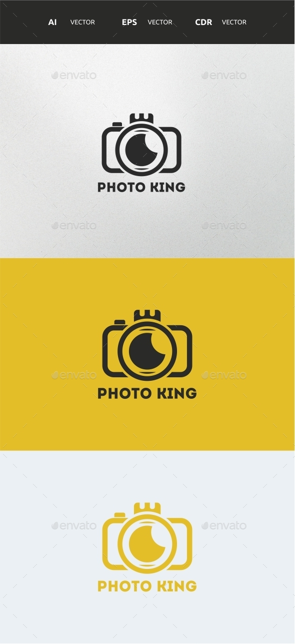 GraphicRiver PHOTO KING 9738520