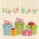 Gift Postcard - GraphicRiver Item for Sale