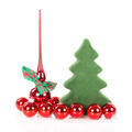 Christmas tree with decoration and christmas balls - PhotoDune Item for Sale