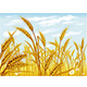 Wheat in the Field - GraphicRiver Item for Sale