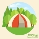 Hiking Background - GraphicRiver Item for Sale