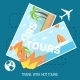 Travel Background - GraphicRiver Item for Sale