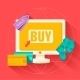 Commerce Background - GraphicRiver Item for Sale