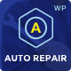 Auto Car Repair Mechanic Shop Responsive Theme - ThemeForest Item for Sale