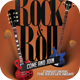 Rock And Roll/Live Music Flyer Template - GraphicRiver Item for Sale