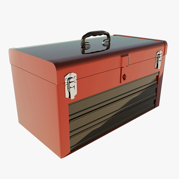 Toolbox - 3DOcean Item for Sale