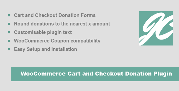 CodeCanyon JC WooCommerce Cart and Checkout Donations 9740645