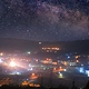 Night Town Timelapse - VideoHive Item for Sale