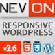 Nevon Responsive Business Portfolio Theme - ThemeForest Item for Sale