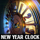 2015 New Year Countdown Clock - VideoHive Item for Sale