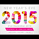 Happy New Year 2015 Facebook Timeline Cover - GraphicRiver Item for Sale