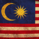 Malaysia Flag 2 Pack – Grunge and Retro - VideoHive Item for Sale