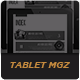 Tablet Magazine Template - GraphicRiver Item for Sale