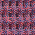 red and blue knitwear or fabric generated texture - PhotoDune Item for Sale