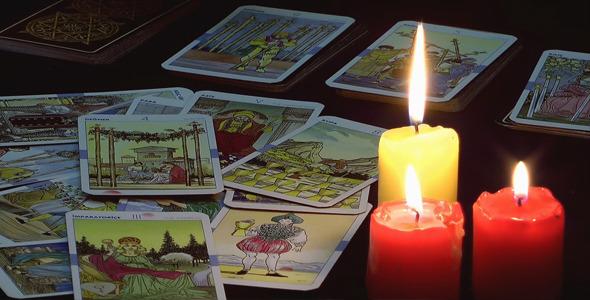 Tarot Cards 40