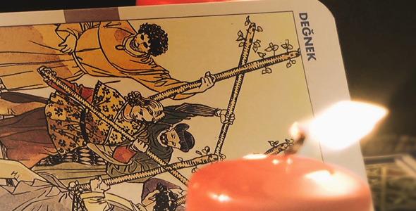 Tarot Cards 37