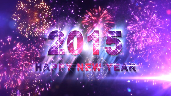 2015 New Year Countdown