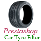 Prestashop Car Tyre Filter Module - CodeCanyon Item for Sale