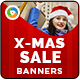 Big X-Mas Sale Banners - GraphicRiver Item for Sale