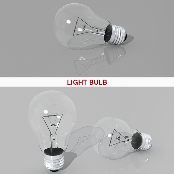 3DOcean Light Bulb 9744427