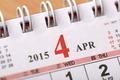 April 2015 - Calendar series - PhotoDune Item for Sale