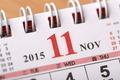 November 2015 - Calendar series - PhotoDune Item for Sale