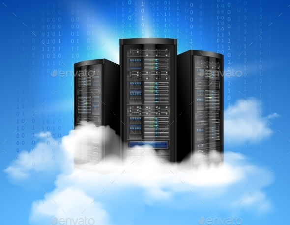 GraphicRiver Cloud Computing Poster 9746198