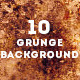 10 Grunge Backgrounds | Textures - GraphicRiver Item for Sale