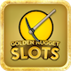 Golden Vegas Slot Jackpot Machine