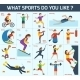 Sports Icons Set - GraphicRiver Item for Sale