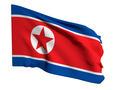 north korea flag - PhotoDune Item for Sale